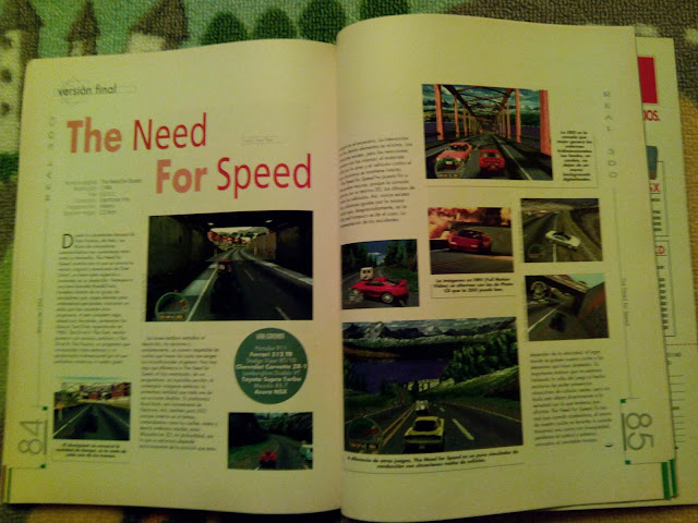 Artículo sobre Need For Speed