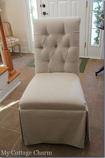 How To Use Nail Head Trim · Upholstering A Chair