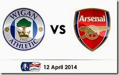 wigan vs arsenal fa cup
