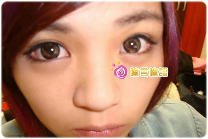 日本EOS隱形眼鏡-Barbie Doll芭比娃娃咖7