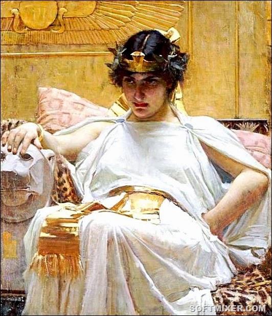 """Египетская """"Афродита"""". Клеопатра"""