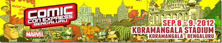 Comic Con Express Bengaluru