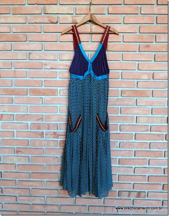 vestido Forum brechocamarim