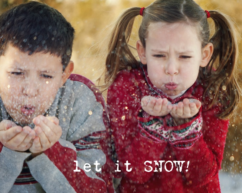 let it snow-w