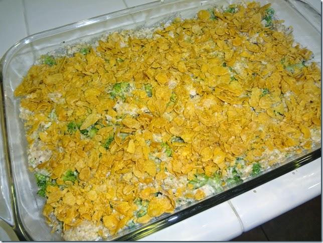 Broccoli Chicken Casserole 022