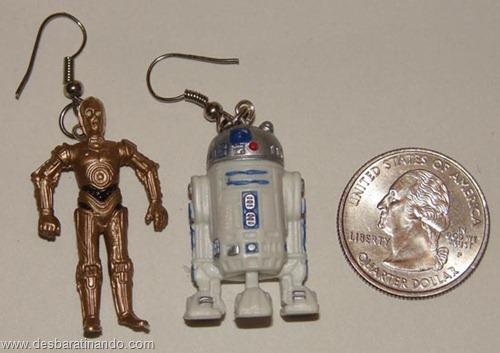 brincos aneis geeks nerds nerd geek brinco anel ring desbaratinando (39)