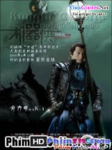 Metallic Attraction: Kungfu Cyborg - Cơ Khí Hiệp