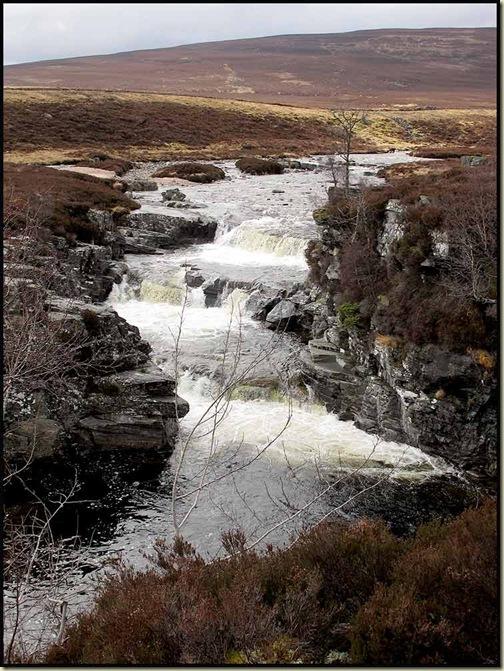 Chest of Dee rapids