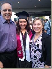 Chayla graduation