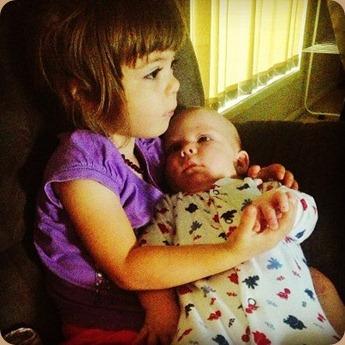 Brooklynn and Quinn