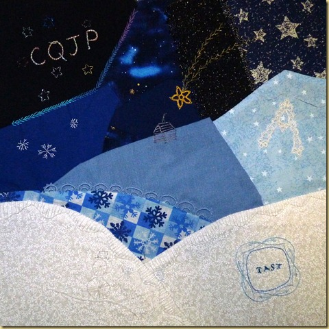 2012-01-29 - CQJP - January Block - Starry Starry Night