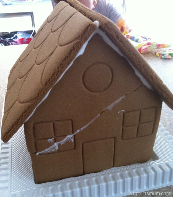 Gingerbread House Kit 2