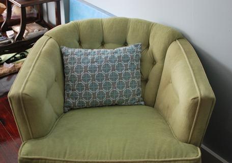 lime chair 004