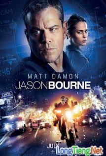 Siêu Điệp Viên 5: Jason Bourne - Bourne 5: Jason Bourne Tập HD 1080p Full