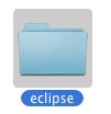 Mac eclipse folder