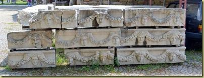 Aphrodisias spare friezes