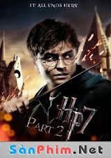 Harry Potter Và Bảo Bối Tử Thần Part 2
