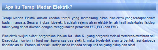 medan elektrik