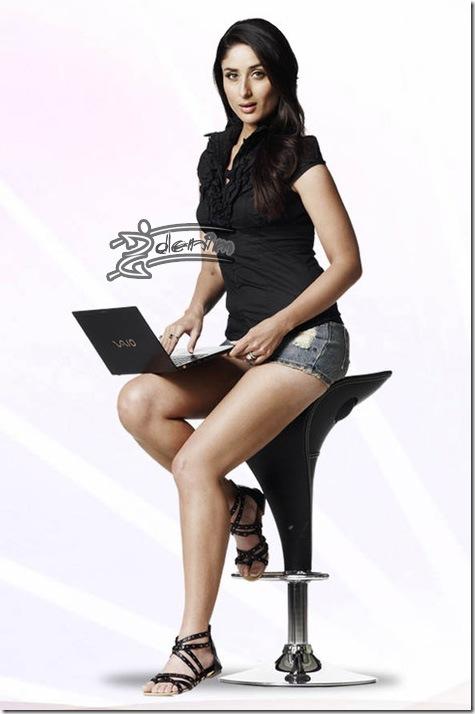 Kareena Kapoor Short Jeans
