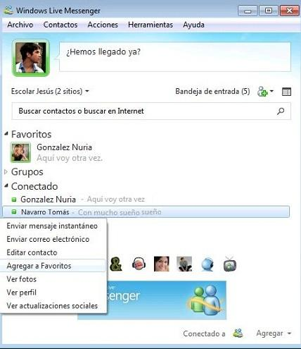 Descargar Messenger gratis