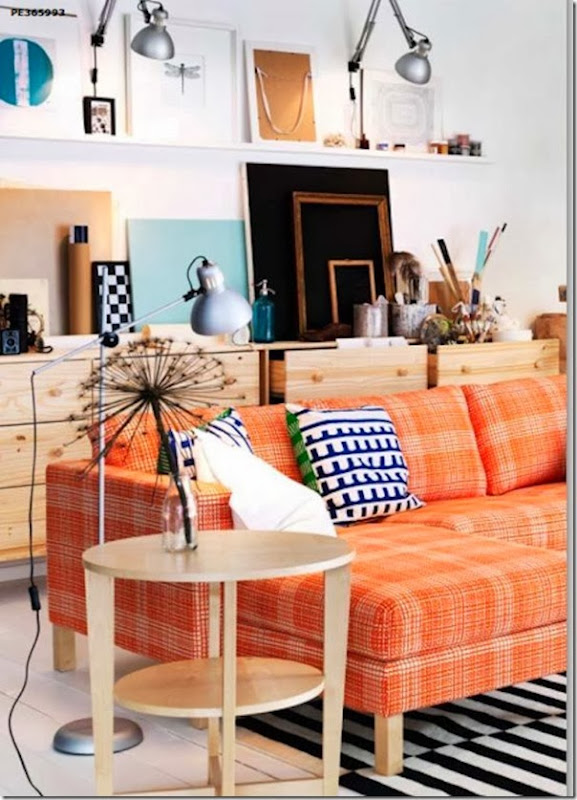 tendenza tartan - home decor - arredamento (11)