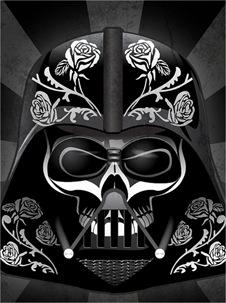 Star Wars edición Día de Muertos
