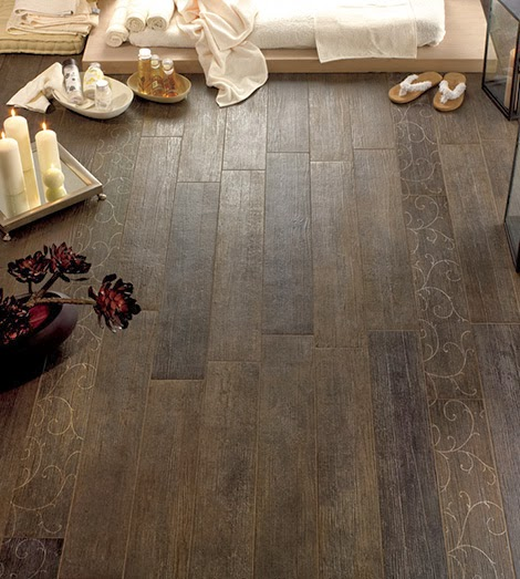 Fondovalle Wood Effect Ceramic Tile Antique Ironwood 2 Ceramic Tile That Looks Like Wood