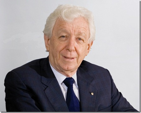 Frank Lowy net worth 2011