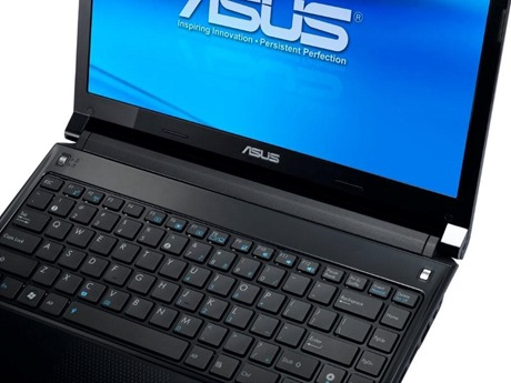 Chronicles of Nushy: Installing Windows on Asus UL20A