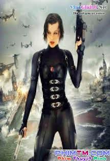 Vùng Đất Quỷ Dữ 6 - Resident Evil 6: The Final Chapter Tập HD 1080p Full