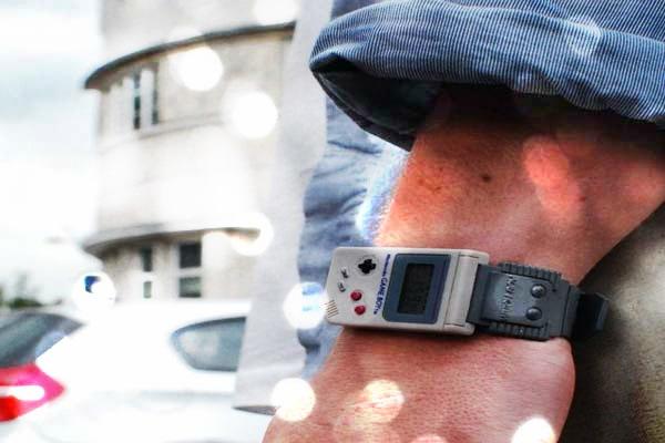 Relógio-Pulso-Game-Boy