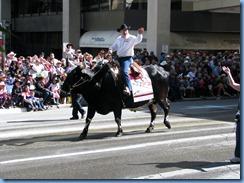 9000 Alberta Calgary Stampede Parade 100th Anniversary