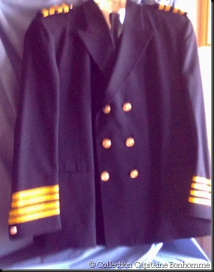© Collection Capitaine Bonhomme. Veste bm 2
