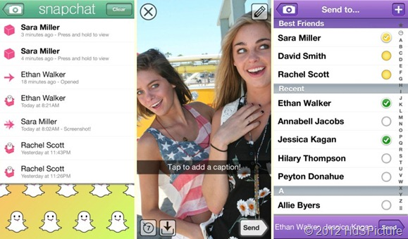 Facebook Akan Rilis Aplikasi Mirip Snapchat