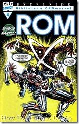 P00004 - ROM - Biblioteca Marvel #4