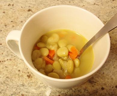 lima bean soup 2