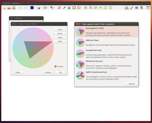 MyPaint 1.1.0 su Ubuntu
