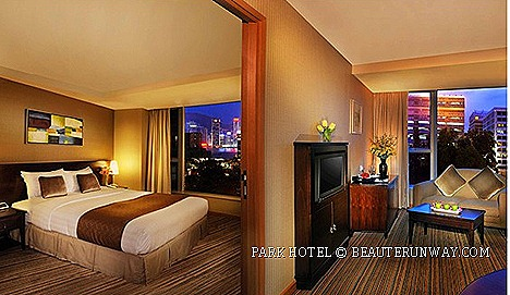 PARK HOTEL HONG KONG DELUXE SUITE ROOM HOTEL ROOM Grand Park Otaru Hotel Japan Grand Park Kunming Wuxi Xian China, Grand Park Orchard City Hall Park Hotel Clarke Quay Singapore LUNAR NEW YEAR STAYCATIONS
