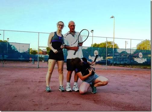Tuesday tennis 2