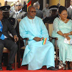 tn_FROM LEFT TO RIGHT PRESIDENT MILLS , VICE PRESIDENT MAHAMA AND THE SECOND LADY.JPG