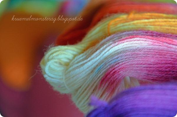 2 von 7 Sachen - FarbferkelEi