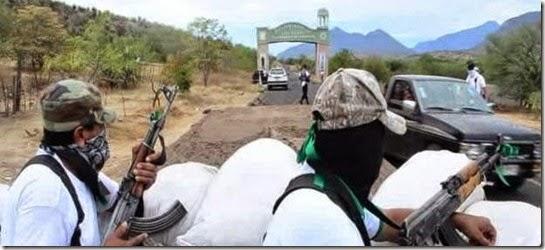 Cárteles en México