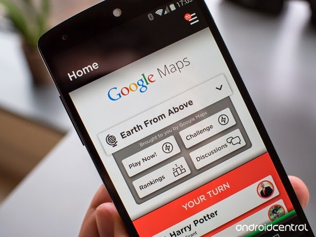 Android: Δοκιμάστε τις γνώσεις σας στη γεωγραφία με το Google Maps