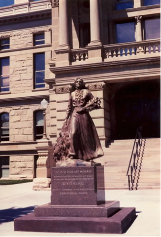 Statue of Esther Morris