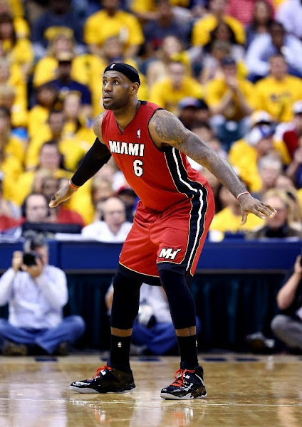 Balanced Pacers Drop LeBron and the Heat in Series Opener