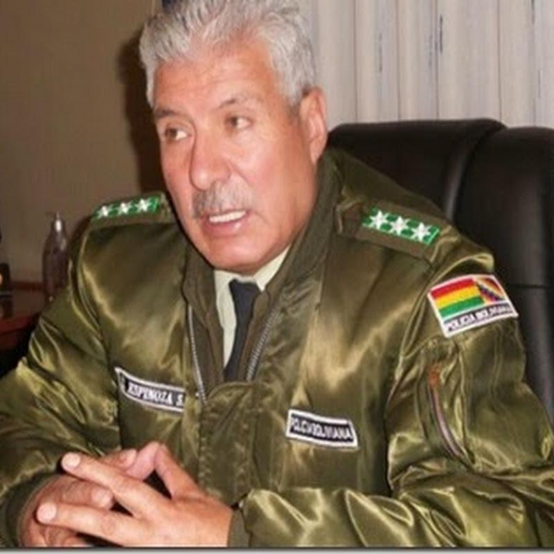 Bolivia: Registran 621 casos de indisciplina en la Policía