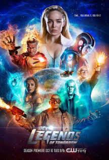 Những Huyền Thoại Của Tương Lai :Phần 3 - Legends of Tomorrow :Season 3