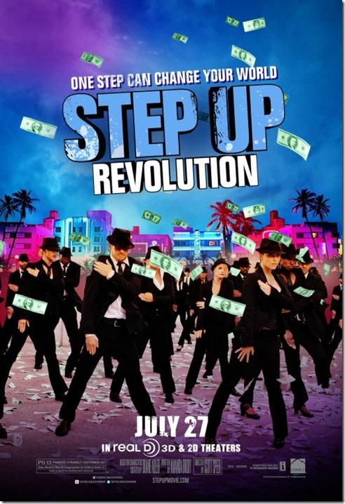 ดูหนังออนไลน์ Step Up 4 Revolution [Master เสียงโรง]