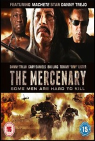 The Mercenary poster