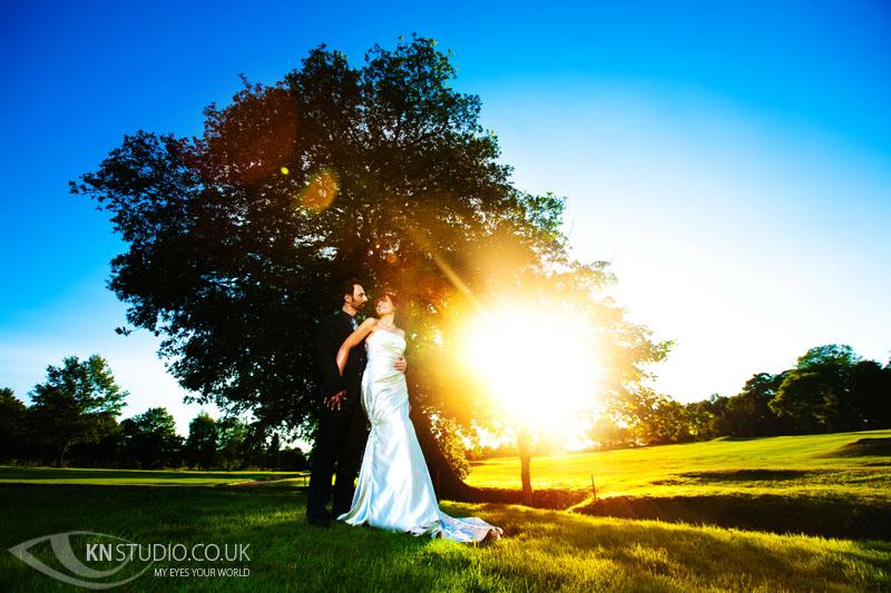 Leigh Golf Club Wedding photography warrington cheshire knstudio 001.jpg